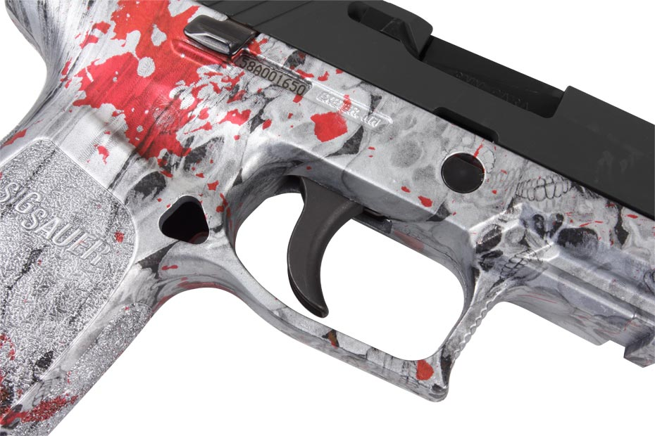Sig P320 Hydro Dipping